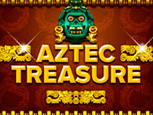 Aztec Treasure автоматы Вулкана