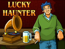 Бонусы от Вулкана в Lucky Haunter