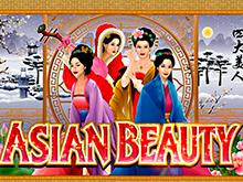 Автомат Азиатская Красота на деньги в клубе Вулкан