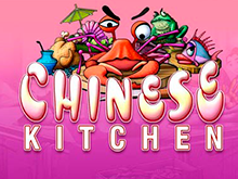 Отыгрыш бонусов в автомате Китайская Кухня